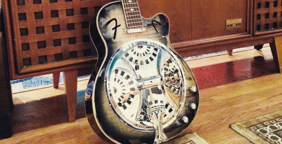 Fender Roosevelt Resonator