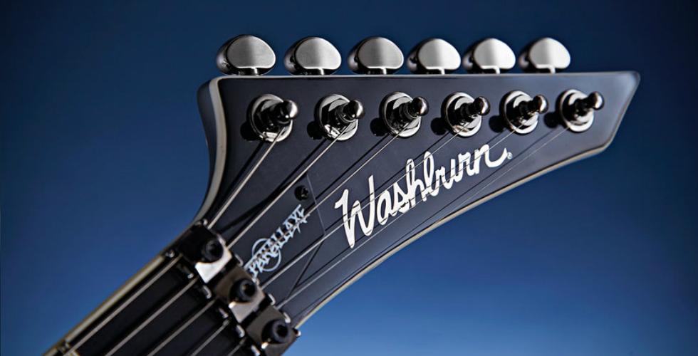 Washburn Expande Parallaxe Series
