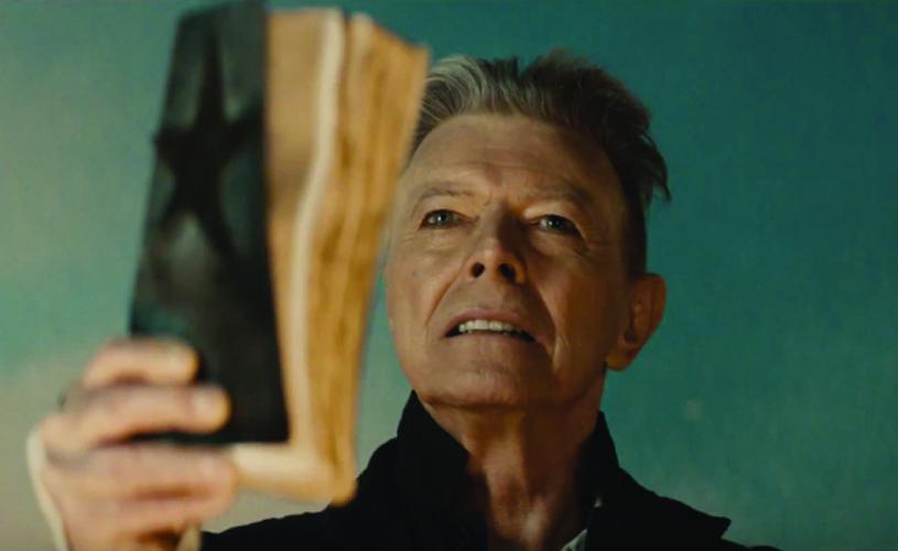 """""""Blackstar"""": A nova música de David Bowie em curta-metragem do realizador de Breaking Bad"""