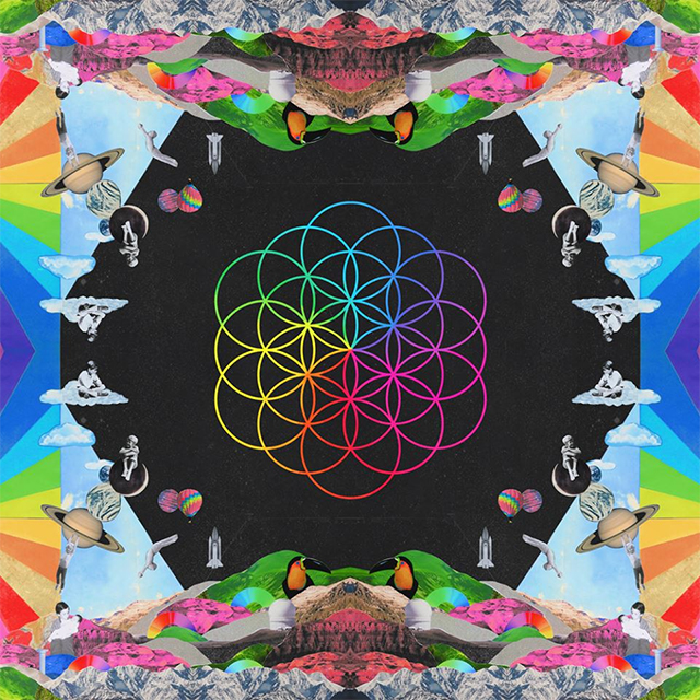1. A Head Full Of Dreams 2. Birds 3. Hymn For The Weekend 4. Everglow 5. Adventure Of A Lifetime 6. Fun 7. Kaleidoscope 8. Army Of One 9. Amazing Day 10. Colour Spectrum 11. Up&Up