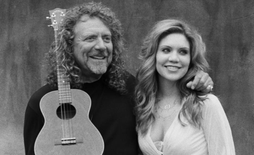 Robert Plant e Alison Krauss Novamente Juntos