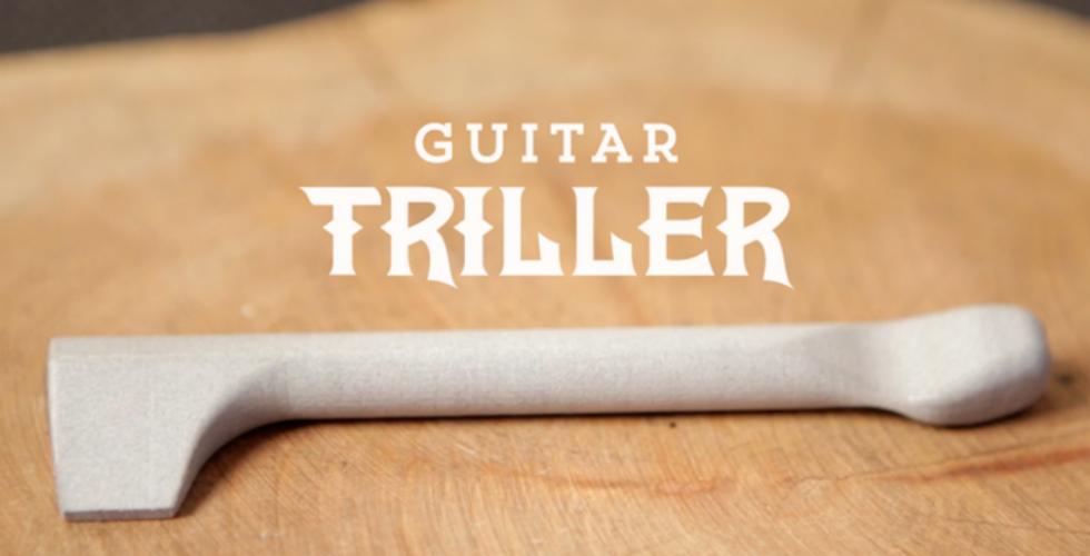 O Inovador Guitar Triller