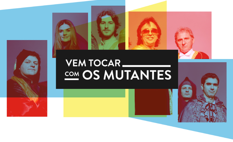 Mutantes Procuram Banda Portuguesa