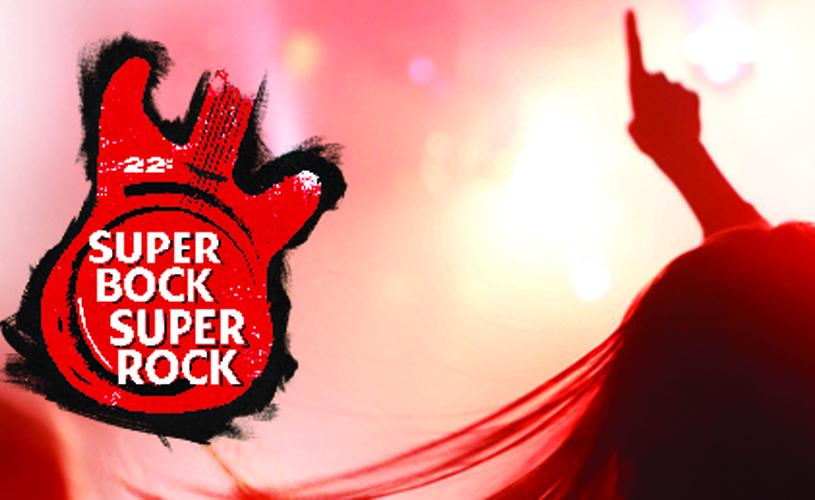 Festival Super Bock Super Rock regressa ao Parque das Nações