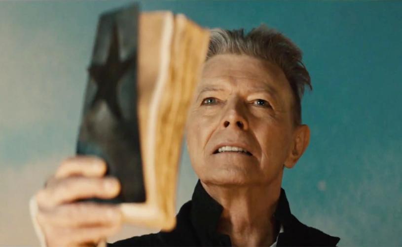 """David Bowie mostra """"Lazarus"""""""