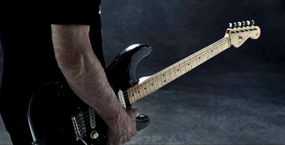 Gilmour, Black Strat Arrematada por 3,9 Milhões