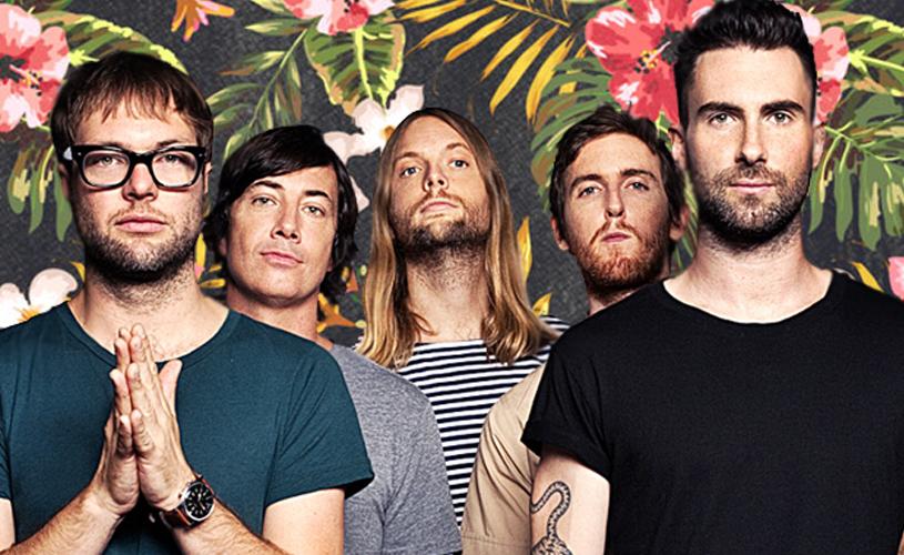 Rock in Rio Lisboa: Os Maroon 5 confirmados