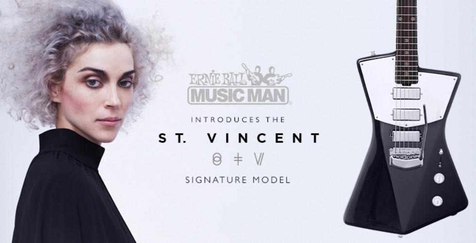 St Vincent, Music Woman