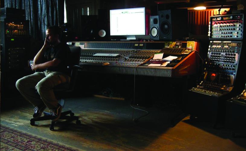 Bryan Adams trabalha com engenheiro de som português