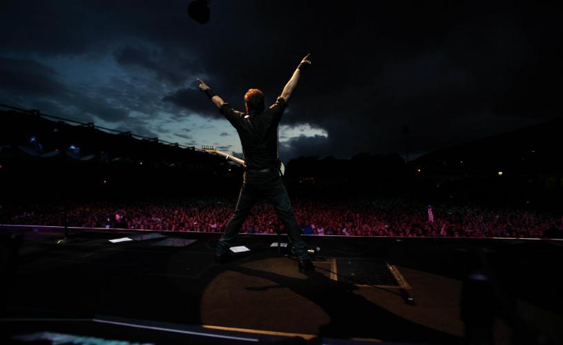 Bruce Springsteen em Lisboa