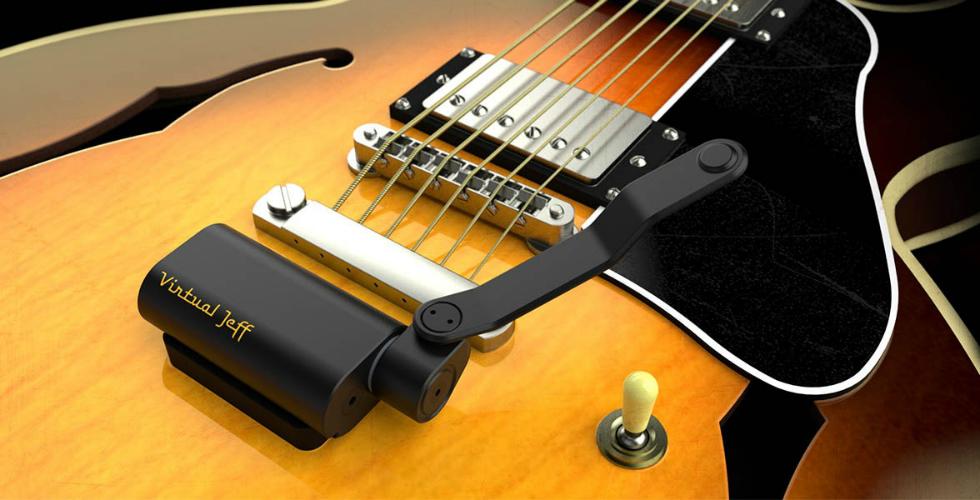 Um Vibrato para Mil Guitarras
