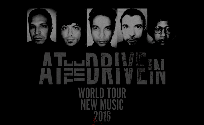 Novo Álbum de At The Drive-In!