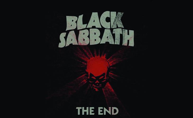 """Black Sabbath irão lançar novo álbum, """"The End"""""""