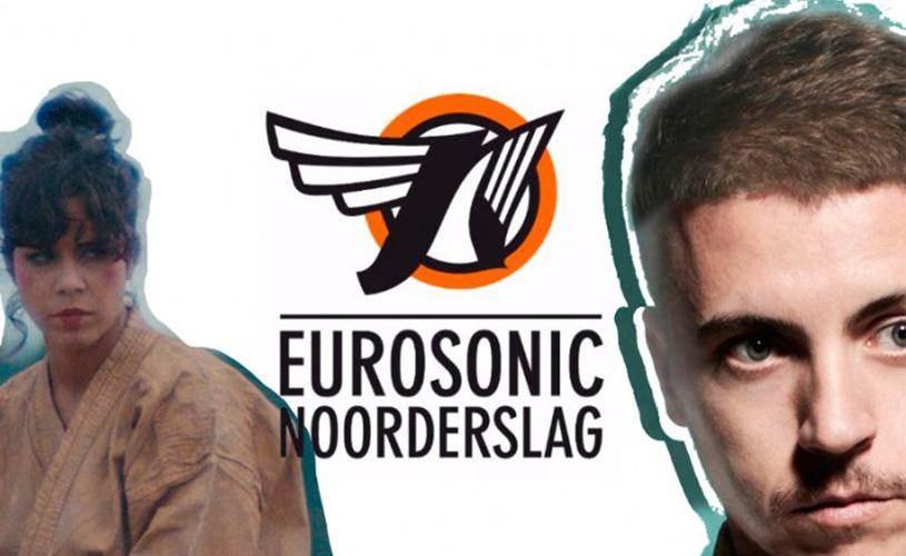 Branko e Da Chick no Eurosonic Noorderslag