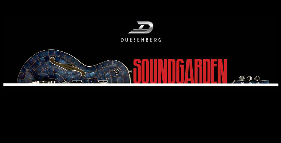 "Duesenberg Soundgarden ""Black Hole Sun"""