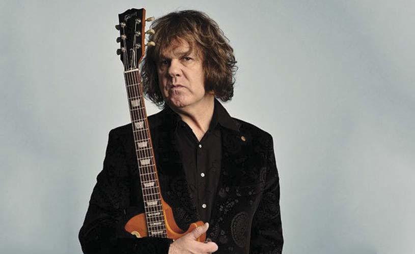 Guitarras de Gary Moore em leilão