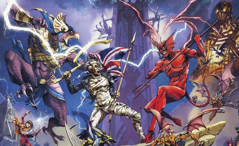 Iron Maiden lançam jogo para smartphone