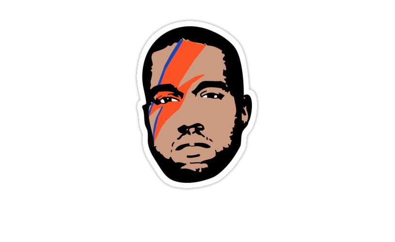 Bowie por Kanye West? A Internet acha um insulto!