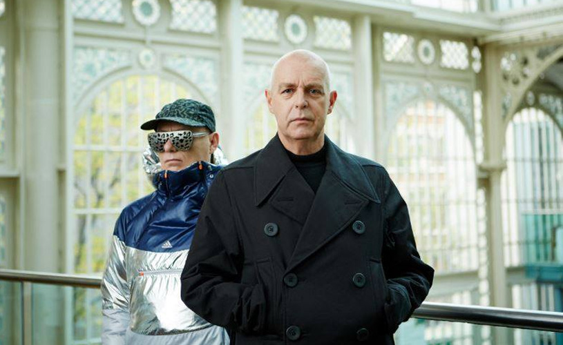 Pet Shop Boys: novo álbum!
