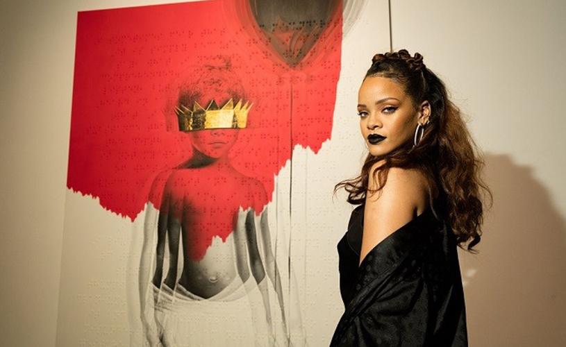 Rihanna: novo álbum disponível para download gratuito