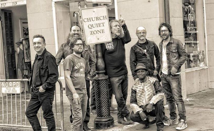 Robert Plant confirmado no NOS Alive