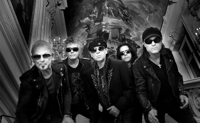 Scorpions celebram 50 anos de carreira em Portugal