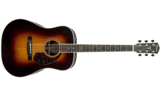 O modelo Fender Paramount PM-3 Deluxe.