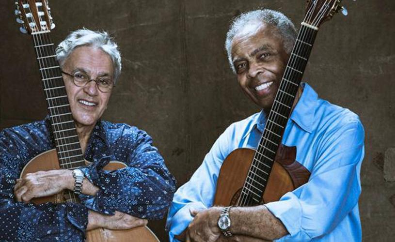 Caetano Veloso e Gilberto Gil anunciam segundas datas nos Coliseus