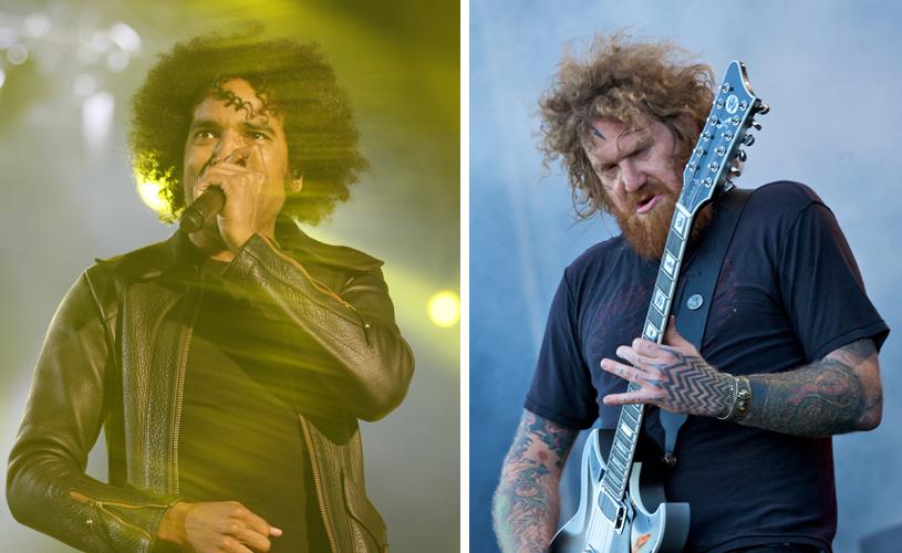 Membros de Mastodon, Alice in Chains e Mars Volta formam supergrupo