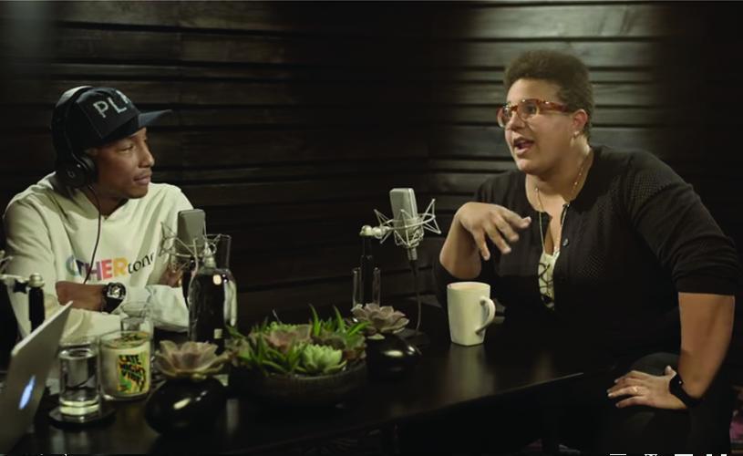 Pharrell entrevista vocalista de Alabama Shakes