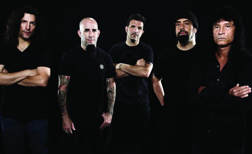"Anthrax Partilham Vídeo Caseiro De ""Gung-Ho"""