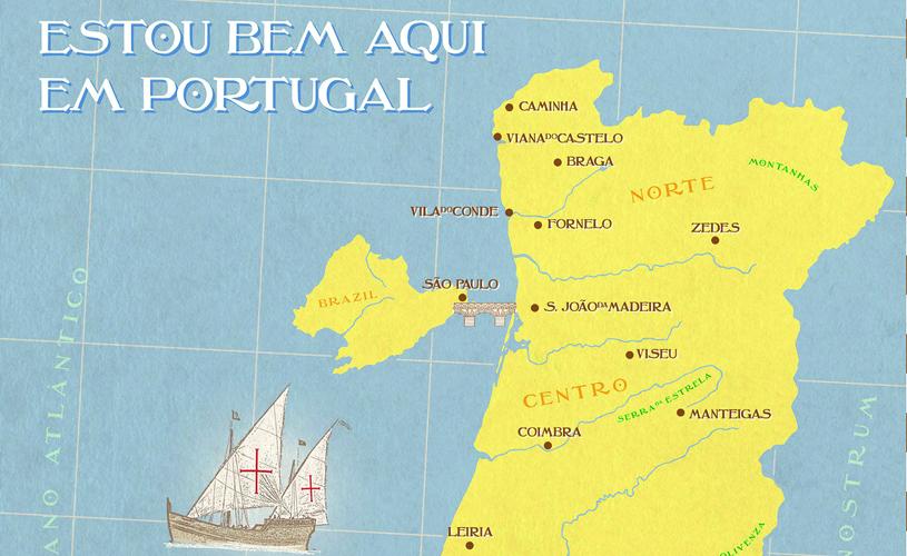 """""""Estou Bem Aqui em Portugal"""" é o mote da Azul de Tróia"""
