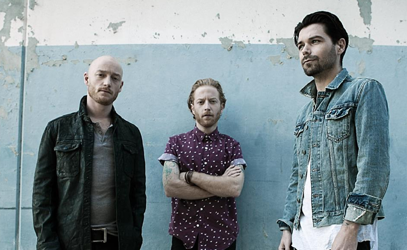 Biffy Clyro regressam ao NOS Alive