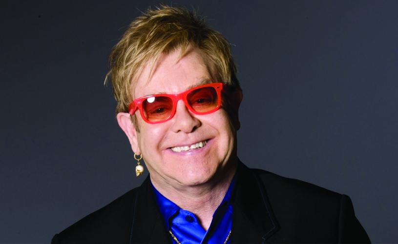 Alteração do horário do concerto de Elton John