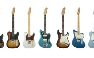 fender limited edition 2016