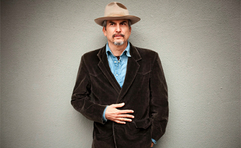Howe Gelb: concerto no Musicbox