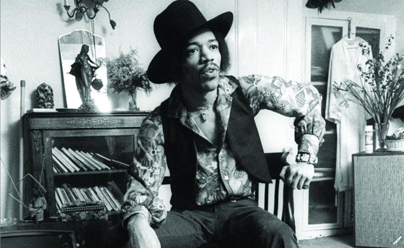 Casa londrina de Jimi Hendrix vira museu