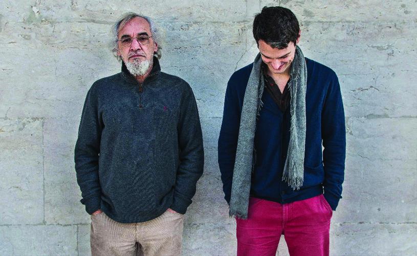 MEDEIROS/LUCAS: novo álbum à vista