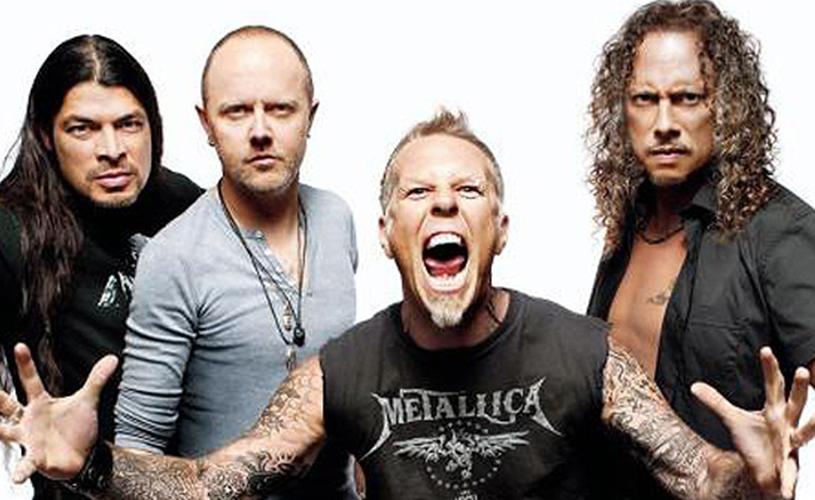 Metallica: Concerto transmitido online!