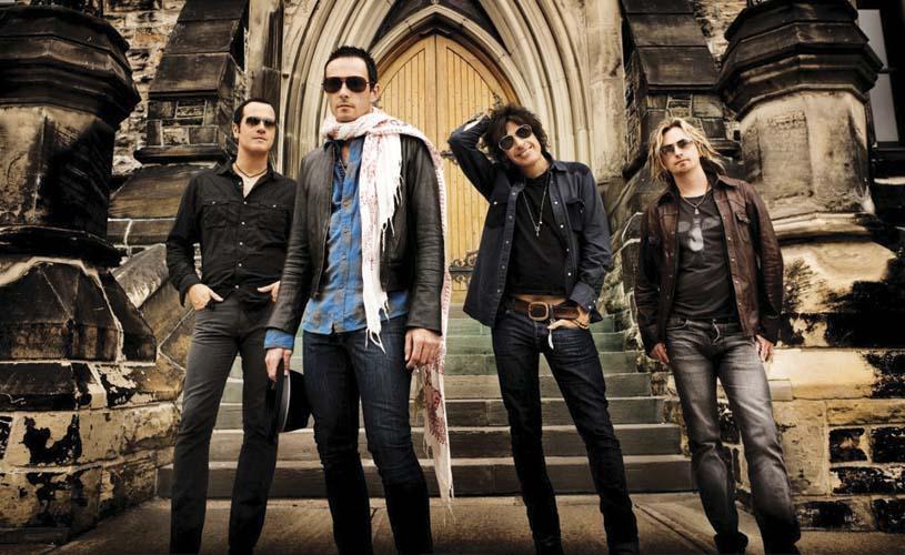 Stone Temple Pilots procuram novo vocalista
