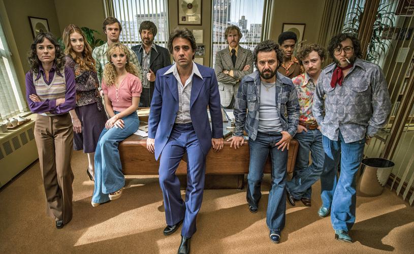 """""""Vinyl"""": A loucura dos 70's na série de Scorsese e Jagger"""