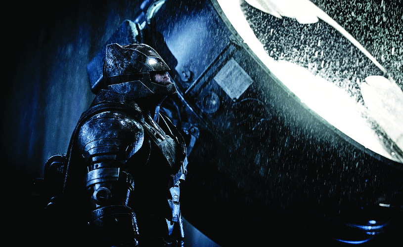 """Hans Zimmer compõe banda sonora de """"Batman v Super-Homem"""""""