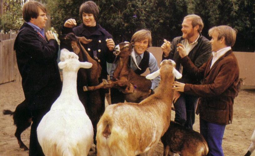 "The Beach Boys reeditam ""Pet Sounds"" em versões deluxe"