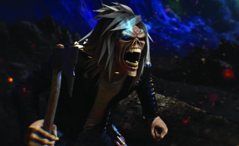 Jogo de Iron Maiden já tem trailer