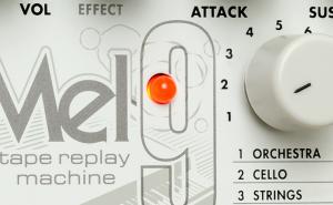electro-harmonix mel9 header
