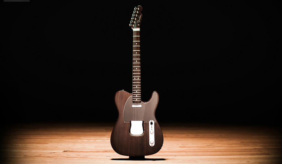 George Harrison Tribute Rosewood Telecaster