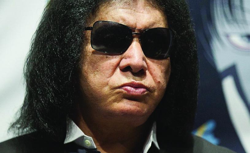 """Gene Simmons anseia a """"morte do rap"""""""