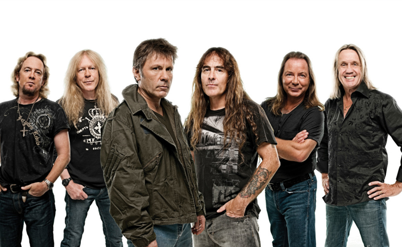 Iron Maiden em Portugal