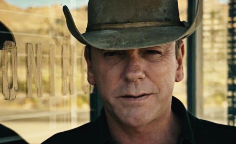 Kiefer Sutherland vira estrela country
