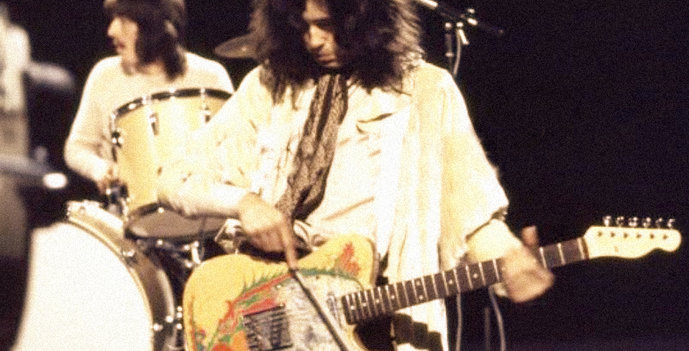 Led Zeppelin, No Reino da Dinamarca